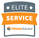 HomeAdvisor Elite Service Award - ARC All Residential & Commercial Window Cleaning